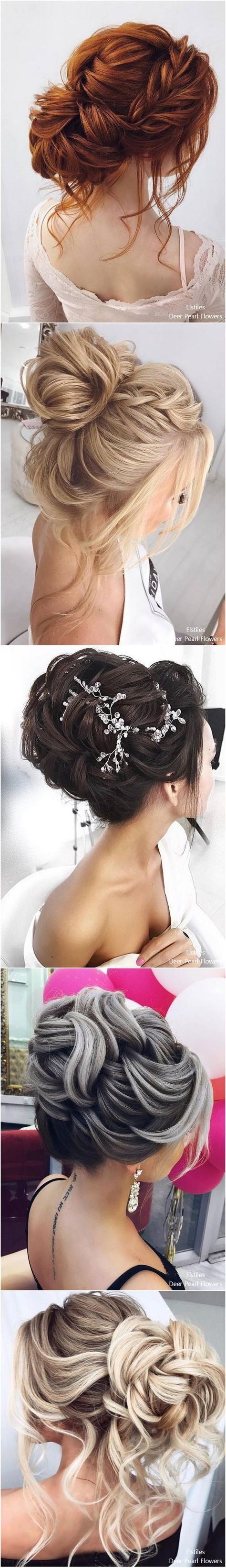 Elstile Long Wedding Hairstyles and Updos  Hair wedding Wedding