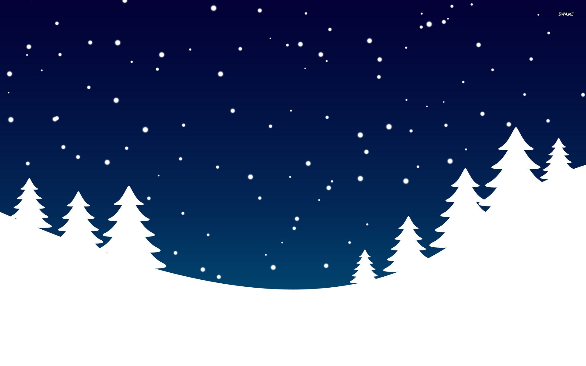 Winter Snow Backgrounds Wallpapers For Desktop
