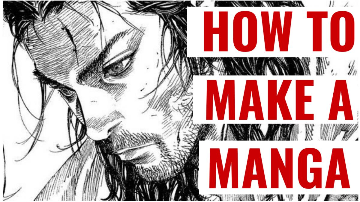 How To Make A Manga Mastermind Comics Manga Manga Books Manga Artist