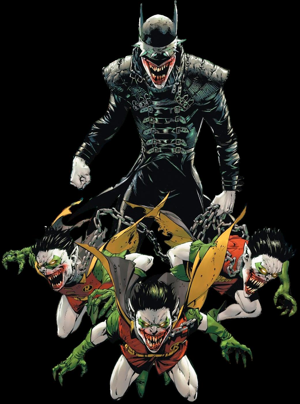 The Batman Who Laughs Villains Wiki FANDOM powered by