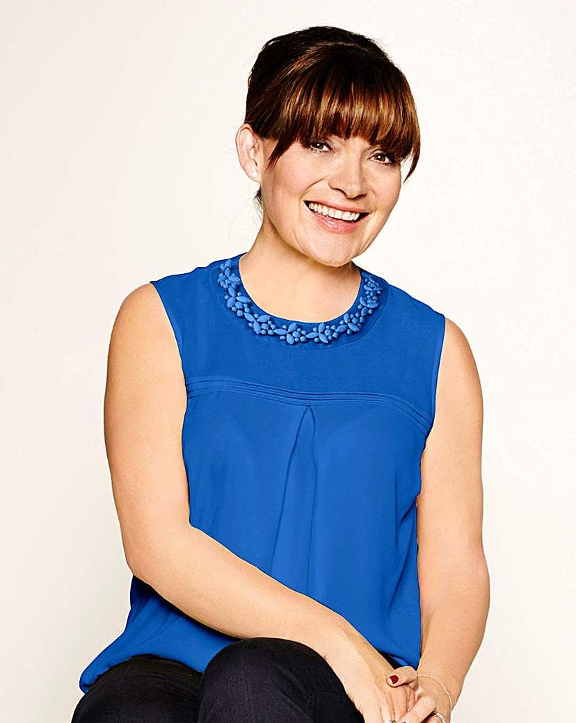 Womens Lorraine Kelly Shell Top