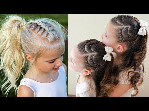 Peinados Para Niñas 2017 Peinados Niñas Modernos Peinados