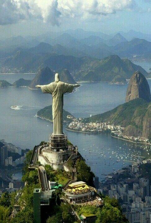 Christ the Redeemer in Rio de Janeiro   Mira Terra Images