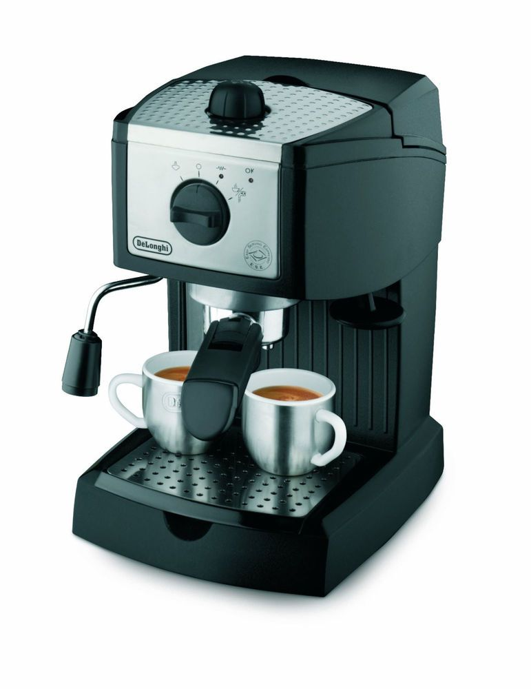 Espresso Cappuccino Maker De'Longhi BAR Pump Kitchen Appliance Machine Office  #DeLonghi
