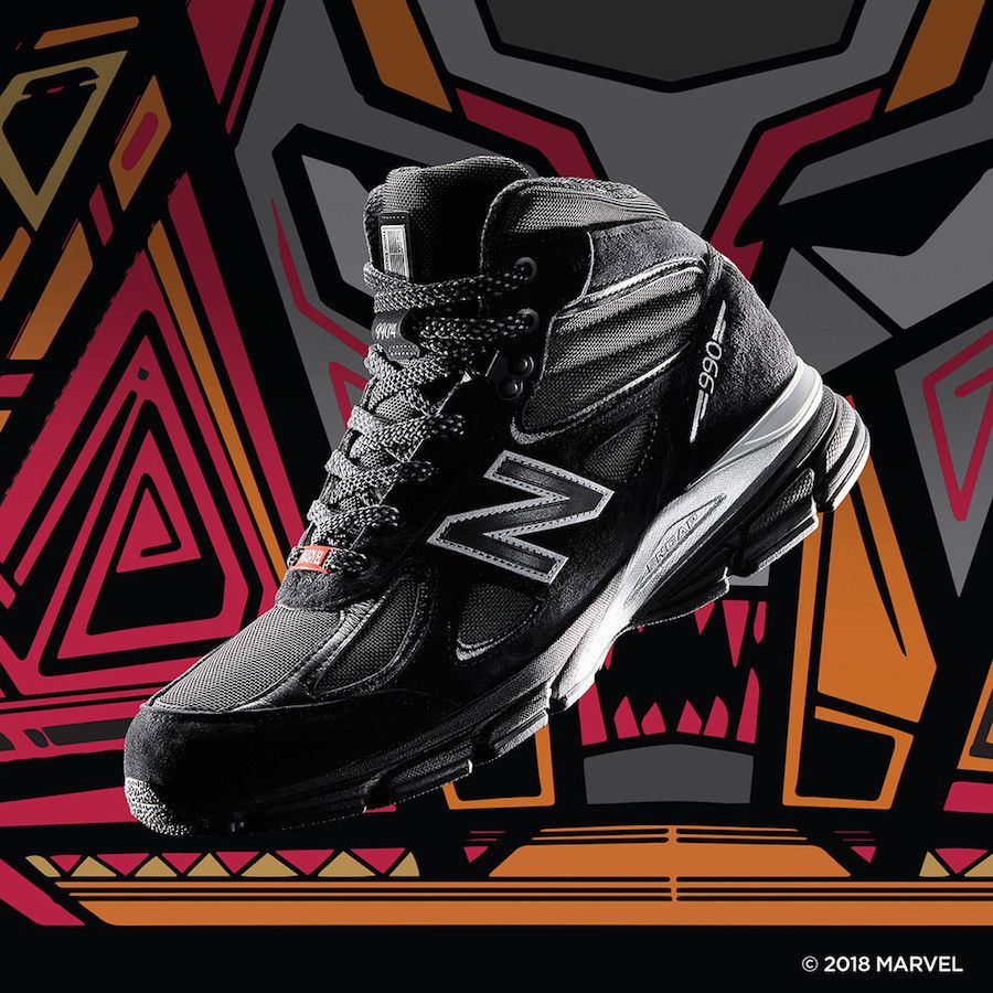 Marvel Black Panther x New Balance 574S | Sneaker | New