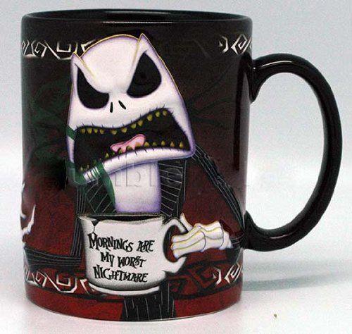 nightmare before christmas mugs - Google Search | Jack Skellington ...