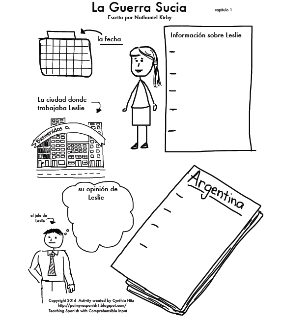 Graphic Organizers and Reading in the MFL classroom