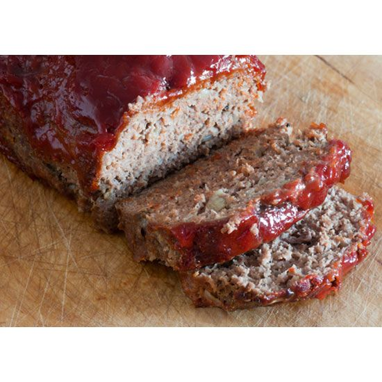 recipe: venison meatloaf with oatmeal [33]
