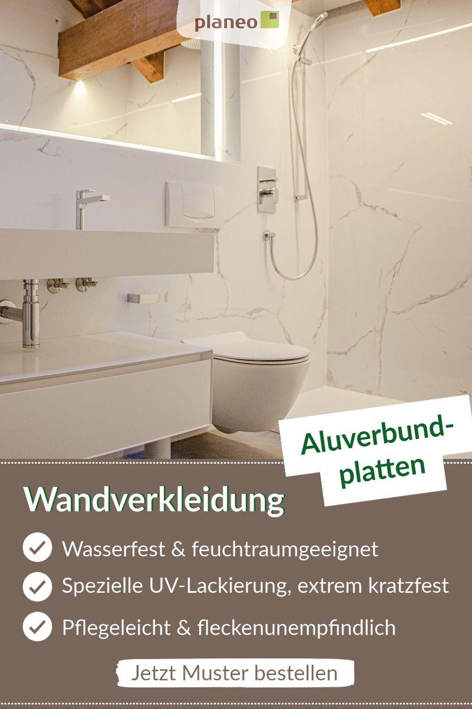 Wandverkleidung Mit Aluverbundplatten Hitzebestandig Extrem Kratzfeste Oberflache In 2020 Wandverkleidung Verkleidung Wand
