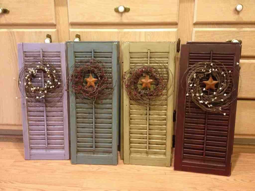 Primitive Home Decor Wholesale - Decor IdeasDecor Ideas  Shutter