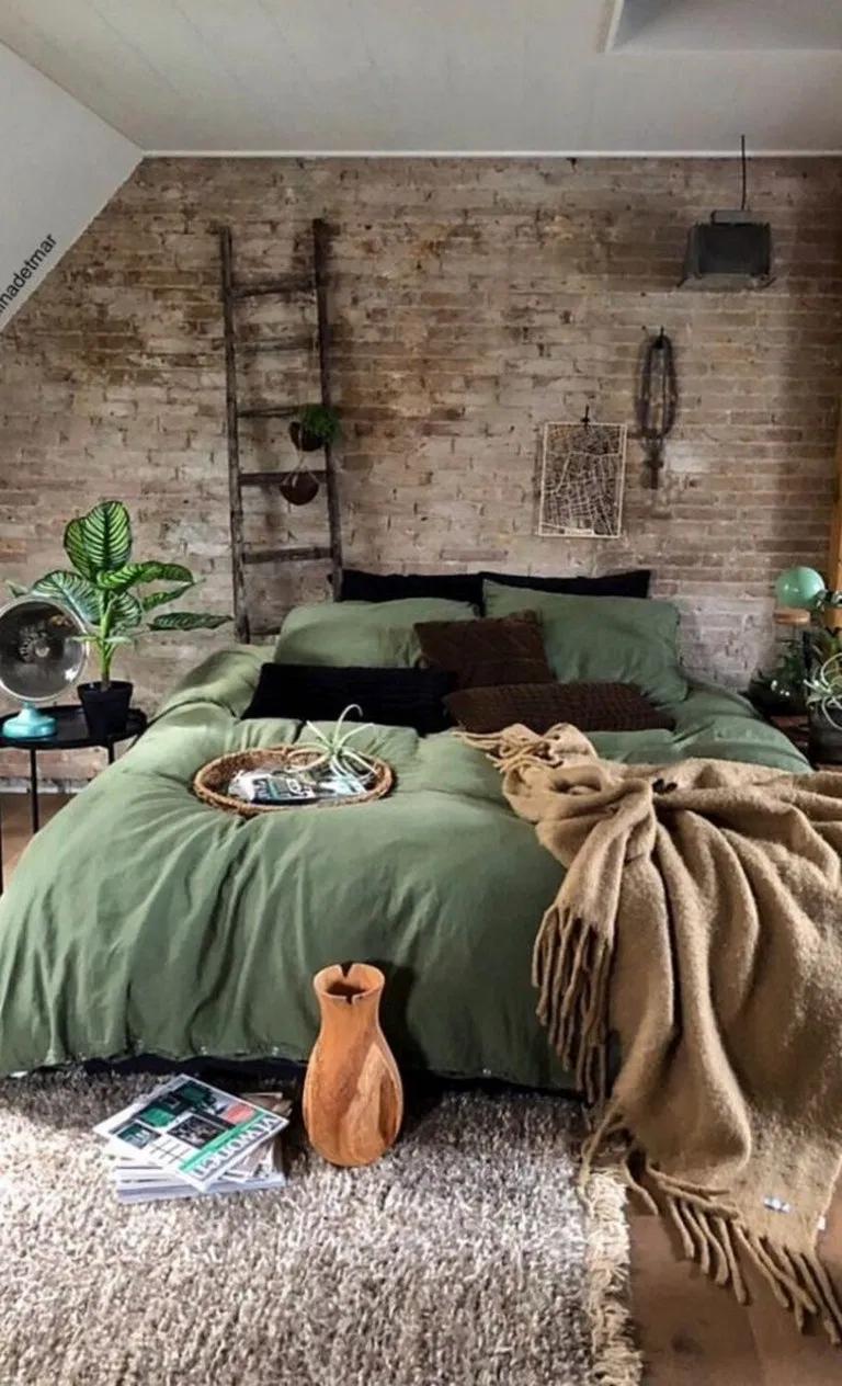 27++ Earthy bedroom decor information