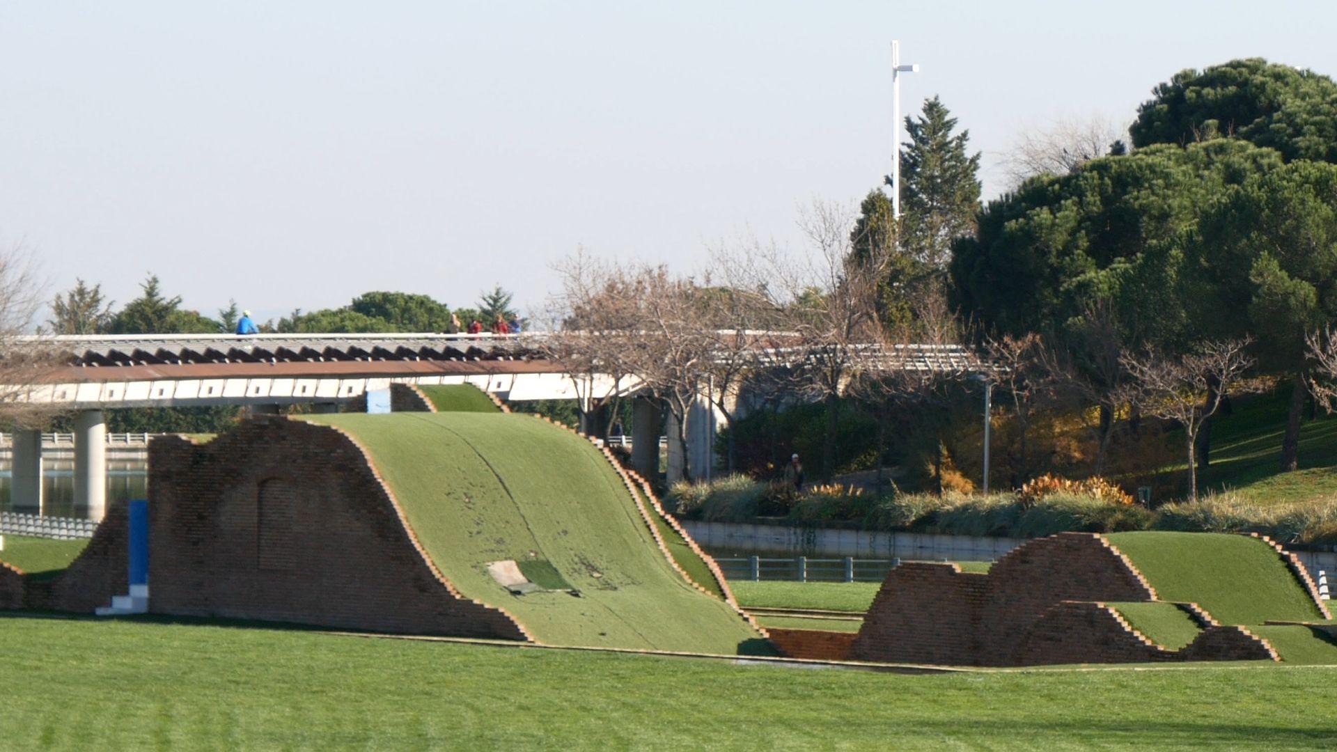 Parque Juan Carlos I Parques Carlos I Juan Carlos