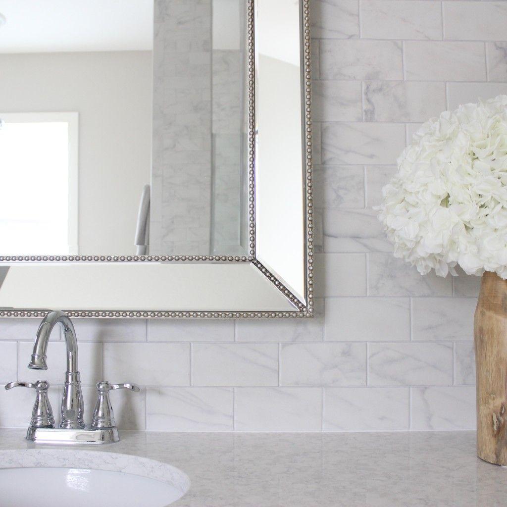 Diy Easy Bathroom Tile Wall Bathroom Wall Tile Simple Bathroom Bathroom Tile Diy