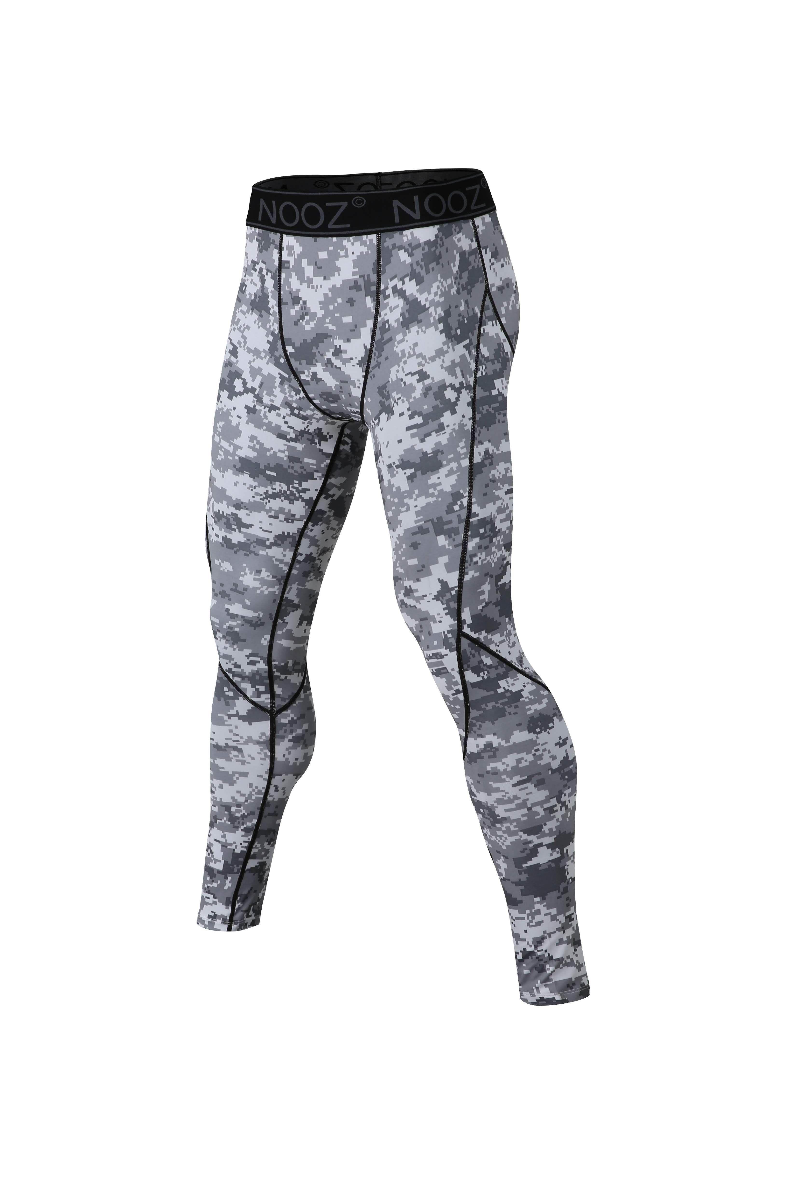 1790e3ff61038 Men's Camouflage Compression Baselayer Tights | NOOZ SPORTSWEAR ...