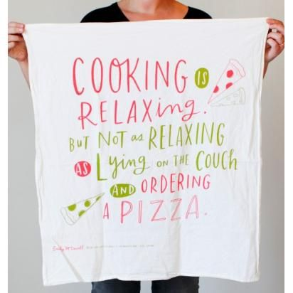 cooking is relaxing... agreed ;)