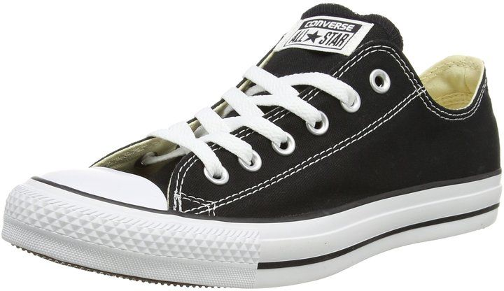 converse donna sneakers nere