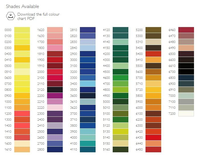 Image Result For Derwent Artists 72 Colour Chart Colour Charts