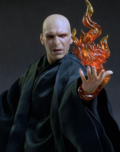 Harry Potter Lord Voldemort Sixth Scale Action Figure By Star Ace Voldemort Harry Potter Lord Voldemort