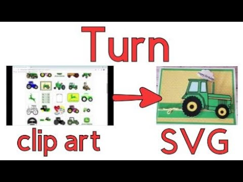 How to convert a clipart image into an SVG using inkscape