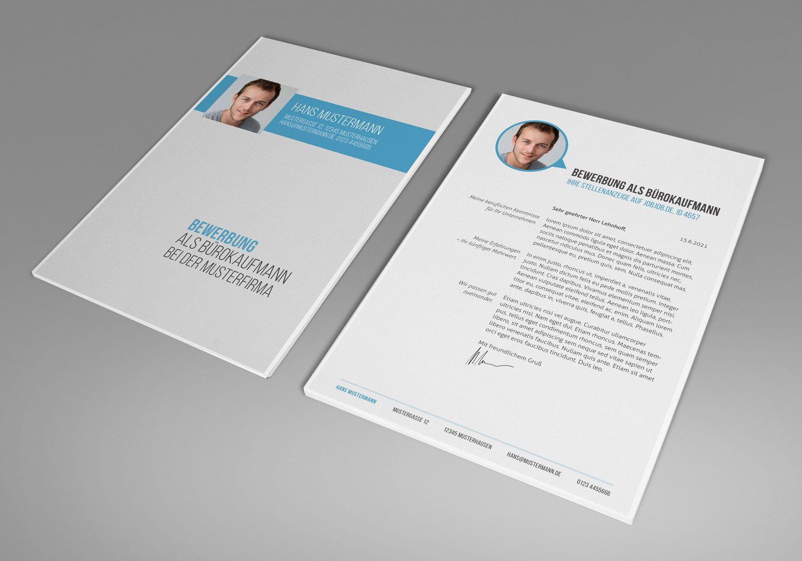 Bewerbung Als Burokauffrau Burokaufmann Design Muster Download Bewerbung Als Burokauffrau Bewerbung Bewerbung Lebenslauf