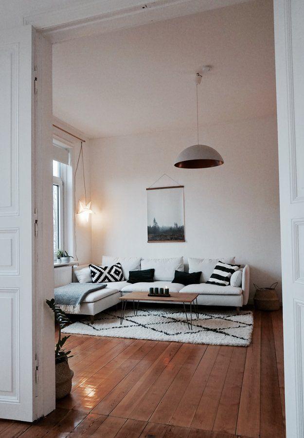 Altbaueinblick | SoLebIch.de Foto: 54 ° N #solebich #einrichten  #einrichtung #dekoration #deko #interior #interiorideas #wohnideen #u2026