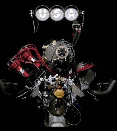 Top Fuel Engine Dragsters Mopar Top Fuel Dragster