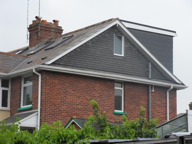 In This Article You Will Find All The Tips Necessary To Choose The Right Type Of Roof For Your Home Gable Roof Design Dormer Loft Conversion Flat Roof Shed