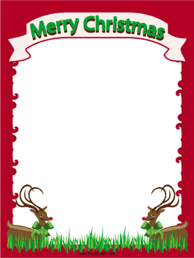 17 Best images about Printable Christmas / Winter Paper on ...