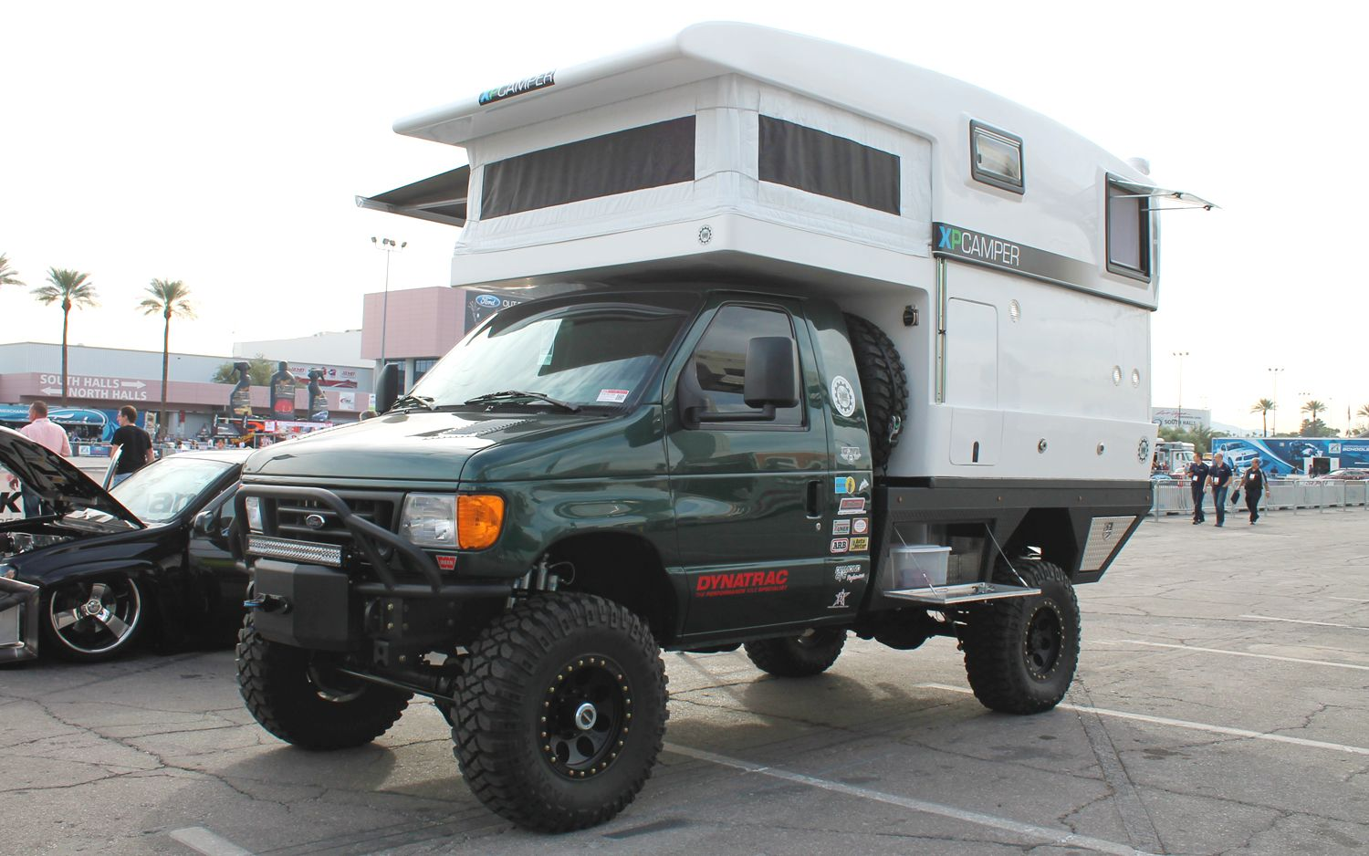 Cool Lifted Motorhome Lifted Shuttle Bus Conversion Ideas For The Nomad