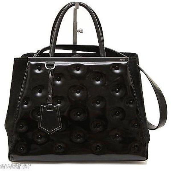 Pre-owned - Bag patent leather handbag Fendi CgX4nV