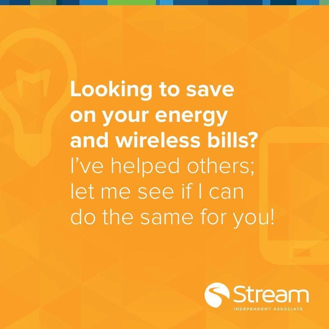 If you live in PA, TX, MD, NJ, NY, and D.C, you can eliminate your energy bill all together. Inbox me to learn how