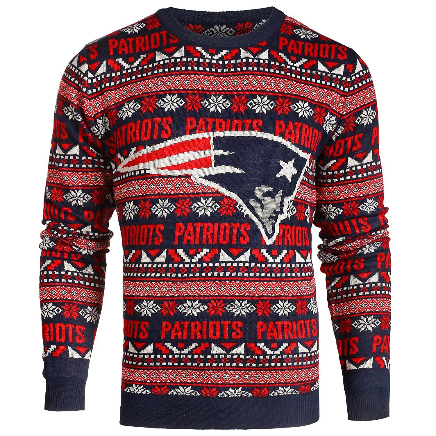 c1572ea1 NEW ENGLAND PATRIOTS 2016 UGLY SWEATER | OMG SHOES!!! in 2019 ...