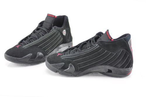 outlet store c8992 3ab47 Nike Air Jordan 14 XIV Sz 13 DS Countdown CDP Retro Black ...