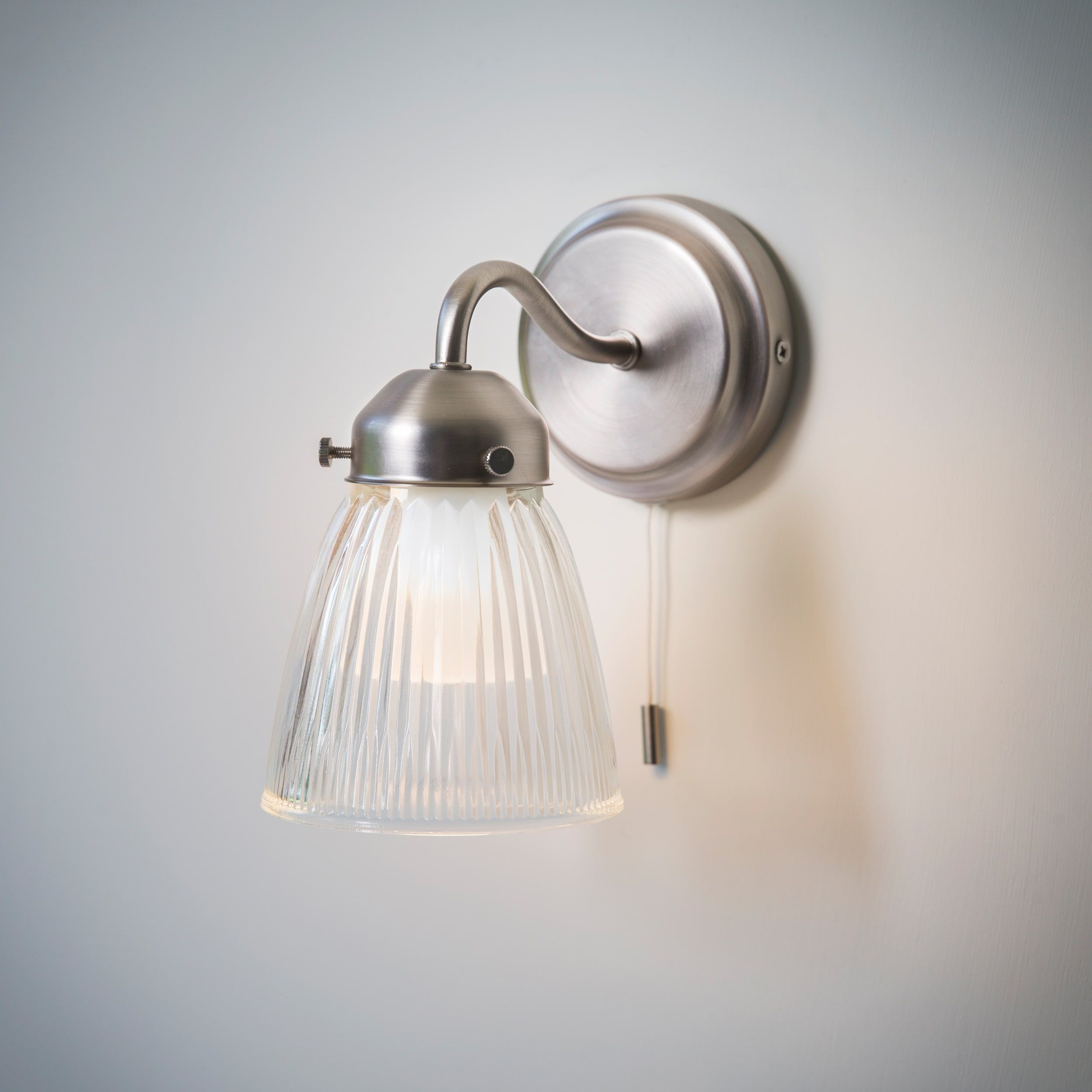 Pimlico Bathroom Wall Light Bathroom Wall Lights Glass Bathroom Wall Lights
