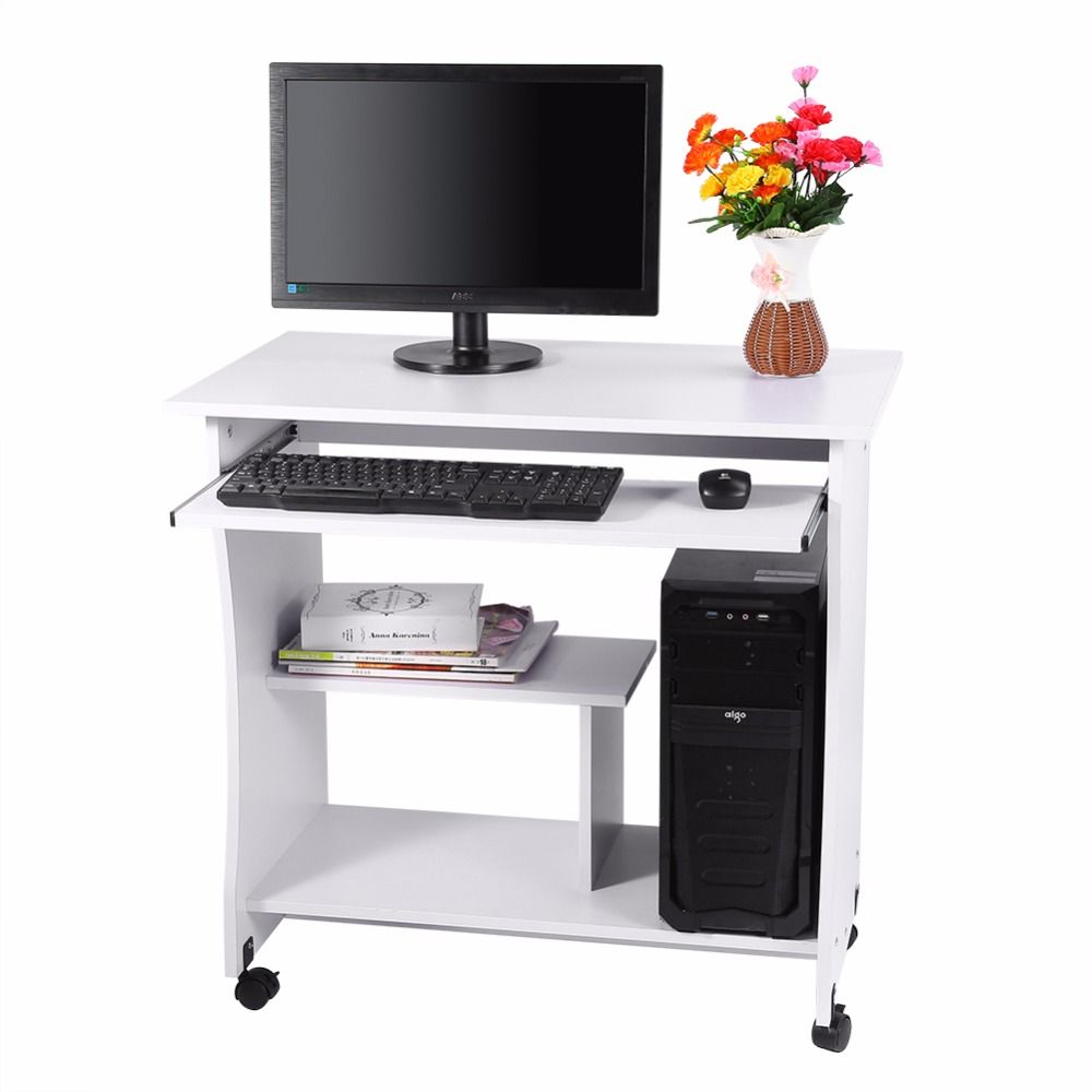 Ordenador Pc Port Til Mesa De Estudio En El Hogar Muebles De  # Muebles Ergonomicos Para Computadora
