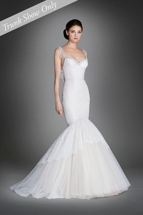 KleinfeldBridal.com: Lazaro: Bridal Gown: 029-3556: Fit and Flare ...