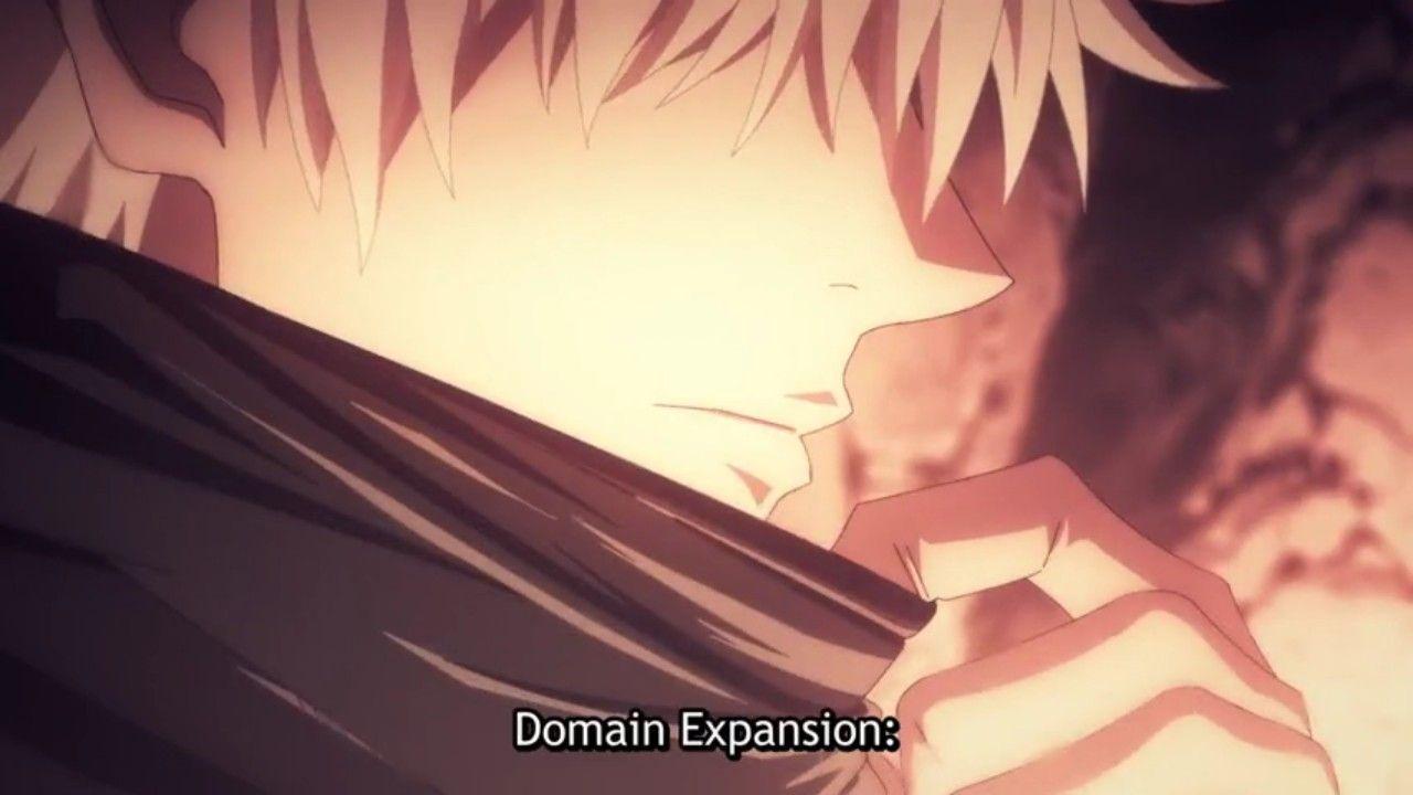 Gojo Satoru Jujutsu Anime Good Anime Series