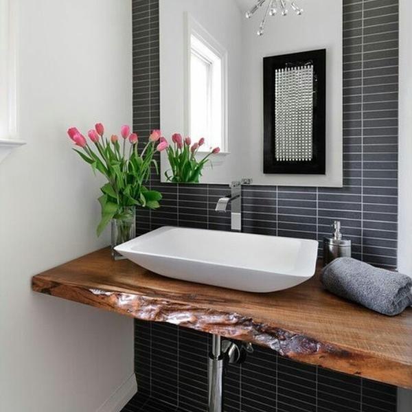 Bancada Ité para Banheiro (120 x 40)   Baños, Futura casa y Casa de ...