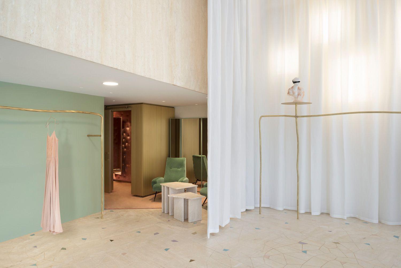 Forte Boutique In Milan By Art Director Robert Vattiliana