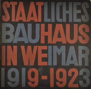 Herbert Bayer for the Bauhaus