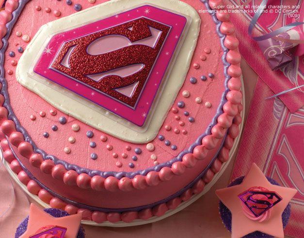 SuperGirl Super Heros Pinterest Supergirl Birthdays and