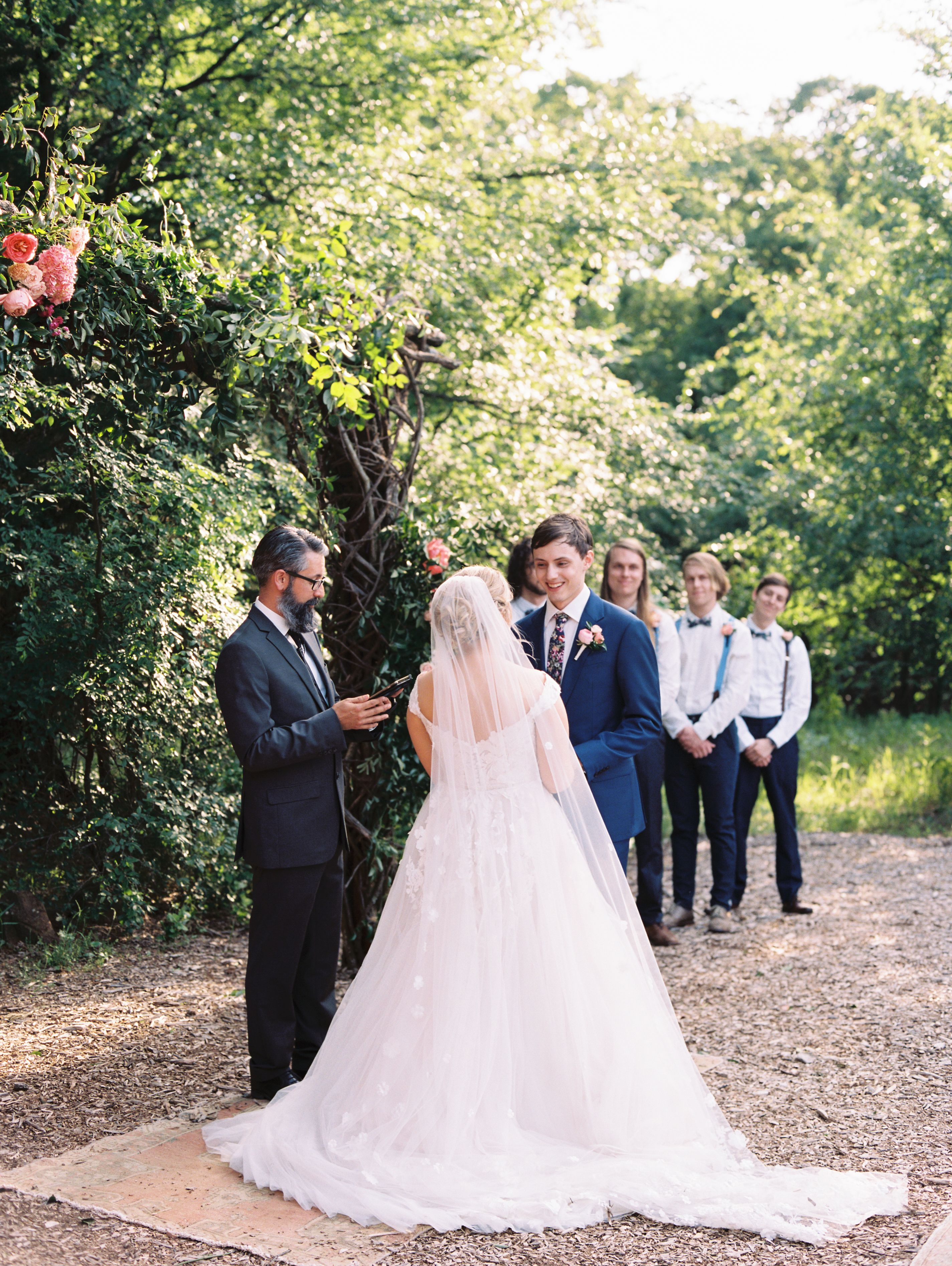 April wedding at The Grove in Aubrey, Texas! Photography