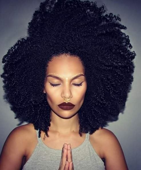 8 more inspiring photos of amazing natural hair journeys hair 6 things you can do to speed up your hair growth pmusecretfo Choice Image