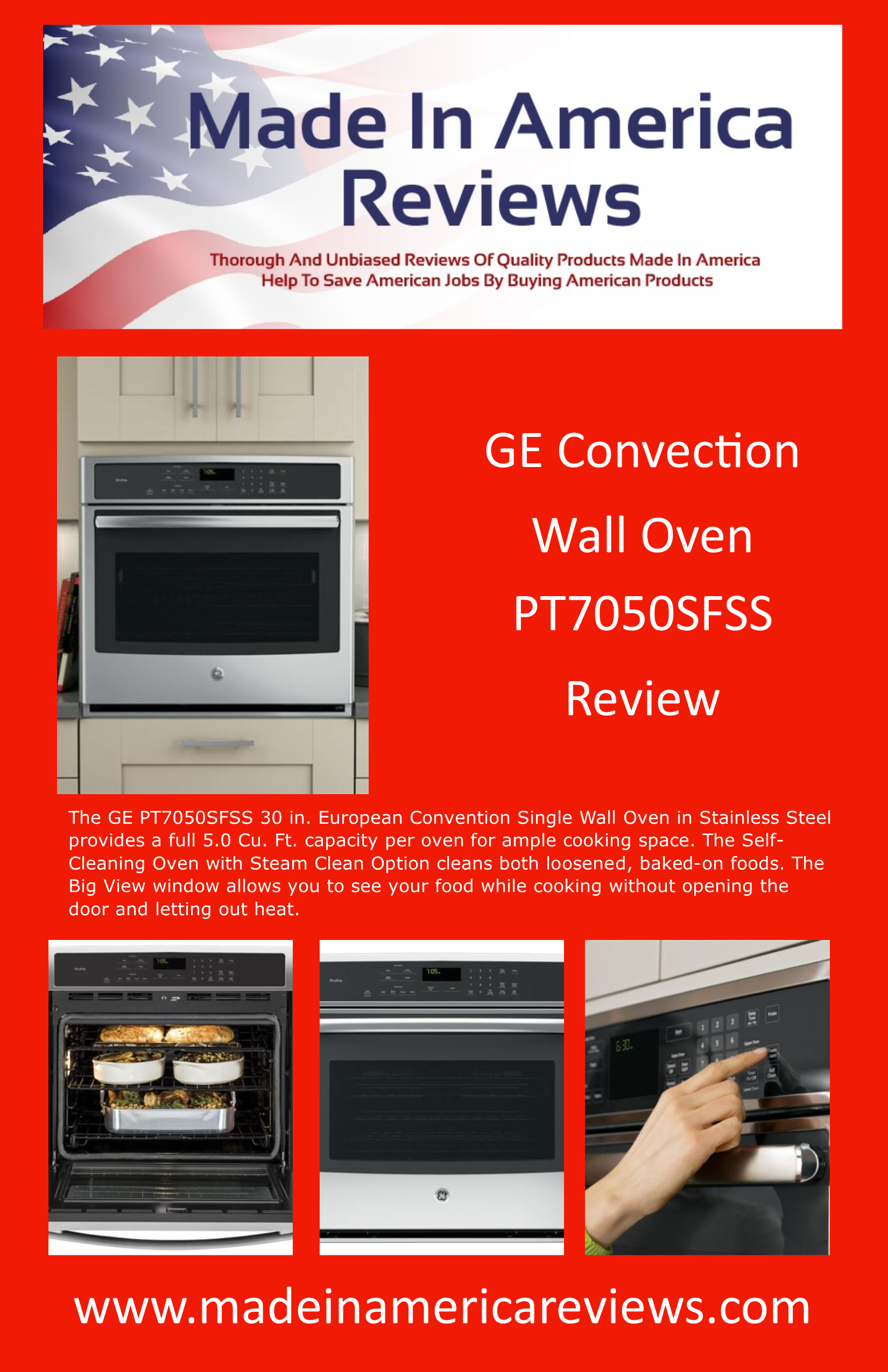 We Provide A Thorough And Honest Review Of One Of The Ge Wall Glamorous Honest Kitchen Reviews Inspiration