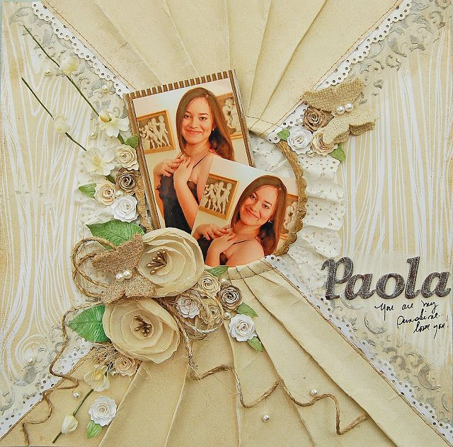 I made it with the July Limited Edition kit by My Creative Scrapbook. More details...http://marilynrivera.blogspot.com/