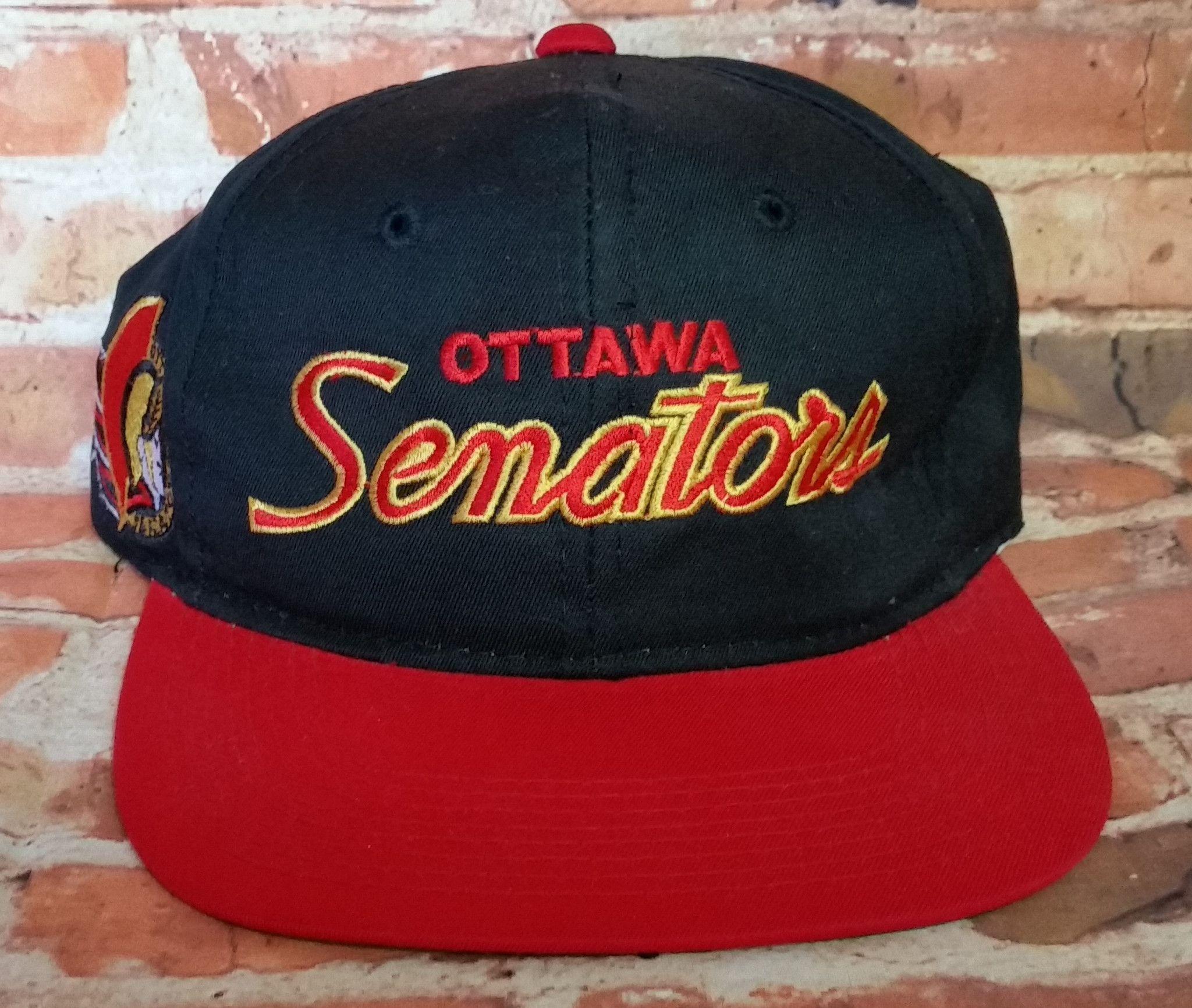 b3344eaac0c5c6 ... czech ottawa senators vintage snapback sports specialties script hat  nhl cap rare nhl cap snapback hats