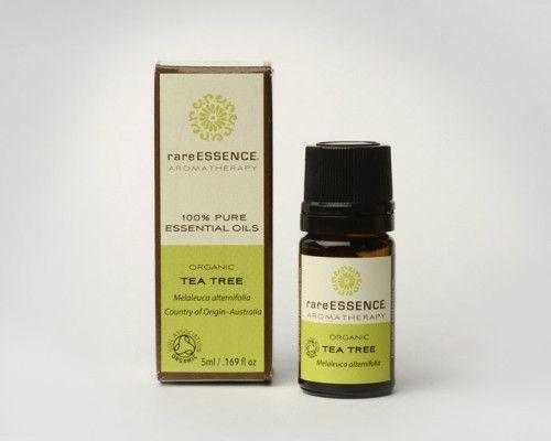 rareEARTHEssential Oil -Tea Tree