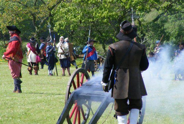 1646 Civil War