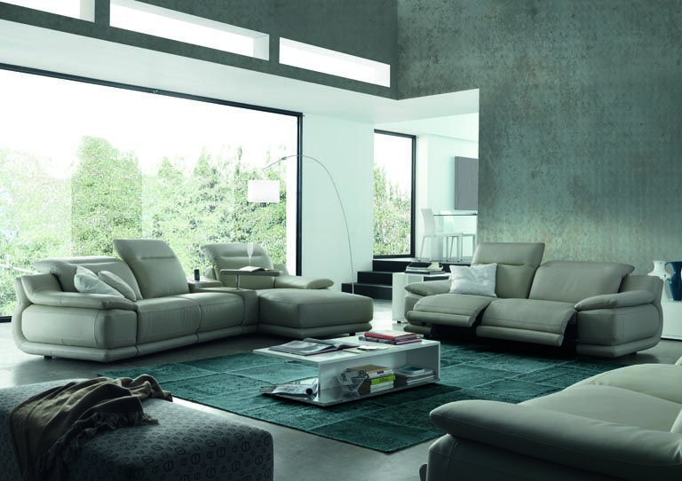 Indianapolis Sectional Sofa With Recliner Sofa Armchair Living Room Pieces