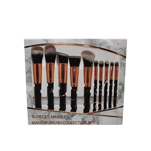 Photo of Make-up pinsel Frauen Professionelle Marmor Make-Up Pinsel Set Advanced Syntheti…